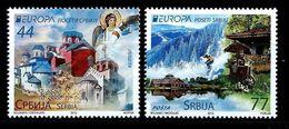 Serbia 2012: Europa - Visit Serbia. MNH(**) - Europa-CEPT
