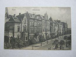 Ansichtskarte Aus PEINE , Kaiserstrasse 1914 - Peine