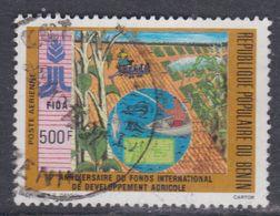 Bénin PA  N° 364 O 10ème Anniversaire Du F.I.D.A.  Oblitération Légère, TB - Bénin – Dahomey (1960-...)