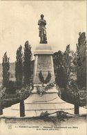 Fleurey Sur Ouche Monument Commemoratif Aux Morts De La Guerre - France