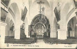 Fleurey Sur Ouche Interieur De L Eglise - France
