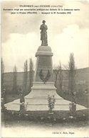 Fleurey Sur Ouche Monument Erige Par Souscription Publique Aux Enfants De La Commune - France