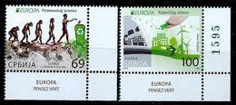 Serbia 2016: Europa - Think Green, MNH** - Europa-CEPT