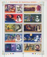 MNH STAMPS Pakistan - Painters Of Pakistan - 2006 - Pakistan