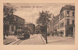 Kaiserslautern - Am Bahnhof - Scan Recto-verso - Kaiserslautern