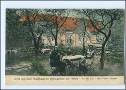 U8623/ Waldhaus Im Kreisgehölz Bei Heide 1918 AK - Zonder Classificatie