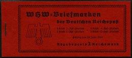 ZUSAMMENDRUCKE MH 46 **, 1939, Markenheftchen Bauwerke, Pracht, Mi. 130.- - Zusammendrucke