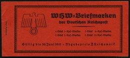 ZUSAMMENDRUCKE MH 47 **, 1940, Markenheftchen Bauten, Feinst, Mi. 130.- - Zusammendrucke