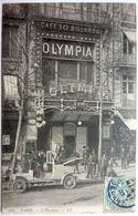 L'OLYMPIA - PARIS - Cafés, Hoteles, Restaurantes