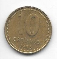 Argentina  10 Centavos 1993 Km 107 - Argentina