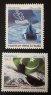 MNH STAMPS Pakistan - History Of Submarine Construction In Pakistanv- 2003 - Pakistan