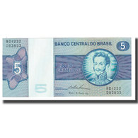 Billet, Brésil, 5 Cruzeiros, KM:192a, NEUF - Brasilien