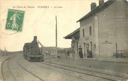 Fleurey La Gare - France