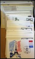 GANZSACHEN Ca. 1980-1990, Partie Ganzsachen Aus Abonnement, Jeweils Postfrisch Und Ersttagsstempel, Dazu Einige Sonderbe - [6] Democratic Republic