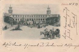 RARE  - Ukraine - 1899 - Odessa  - Scan Recto-verso - Ukraine