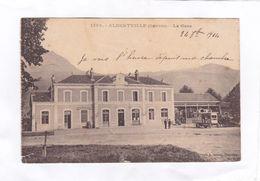 CPA :  14 X 9  -  1469 . - ALBERTVILLE (Savoie). - La Gare - Albertville