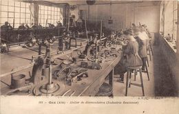 INDUSTRIES-GESSIENNE- ATELIER DE DIAMANTAIRES-A GEX 01 - Industrie
