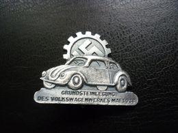 VW Abzeichen Ww2 - 1939-45