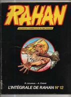RAHAN INTEGRALE NOIRE N° 12 BE 01/1985 Cheret Lecureux (BI4) - Rahan