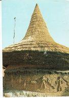COTE D'IVOIRE-HUTTE-ARCHITECTURE AFRICAINE-CONSTRUCTION TRADITIONNELLE - Côte-d'Ivoire