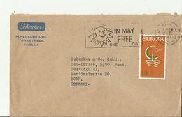 ERIE CV 1967 EUROPA - 1949-... Repubblica D'Irlanda
