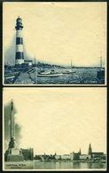LETTLAND 6 Verschiedene Ungebrauchte Bildpostumschläge Oder Kartenbriefe, Meist Pracht - Latvia
