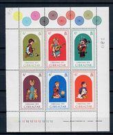 GIBILTERRA 1975 - NATALE - FOGLIETTO  BF - MNH  ** - Gibraltar