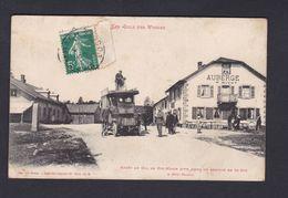 Cols Des Vosges Arret Au Col De Sainte Marie D'un Autocar De Service De St Dié à Ste Marie Auberge Rivot 42386 - France