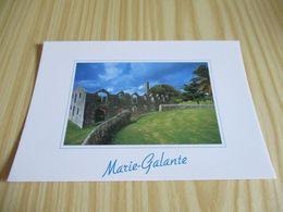 Marie-Galante (Guadeloupe).Usine Du Château Murat. - Guadeloupe