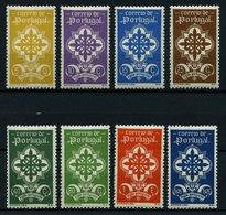 PORTUGAL 606-13 *, 1940, Legion, Falzrest, Prachtsatz - Variétés Et Curiosités