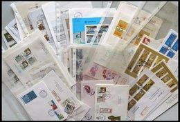 SAMMLUNGEN, LOTS Brief,o,** , 1977-90, Partie Diverser Ausgaben, Fast Nur Auf FDC`s, Einzelmarken Und Blocks, Pracht, Mi - Portugal