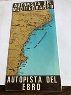 Autopista Del Mediterraneo - Cartes Routières