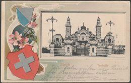 Tonhalle, Zürich, 1903 - AK - ZH Zurich