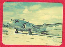 Avion SNCASO SO.95 Corse II Immatriculé F-BBIH Au Point Fixe Sur Le Tarmac - Aviation