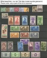 ÄGYPTEN **, Ca. 1927-62, Kleine Sammlung, Meist Postfrisch In Prachterhaltung - Non Classés