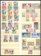 BURKINA FASO **, 1959-68, Postfrische Partie, Jahre Ziemlich Komplett, Postfrisch, Pracht - Haute-Volta (1958-1984)