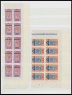 BURKINA FASO **, 1920-42, Kleine Postfrische Partie, Meist In Bogenteilen, Prachterhaltung - Haute-Volta (1958-1984)