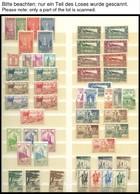 MAROKKO **, 1939-68, überwiegend Postfrischer Sammlungsteil, Mit Etwas Spanisch- Marokko, Prachterhaltung - Maroc (1956-...)