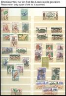 MAURETANIEN **, *, 1960-68, Ungebrauchte Sammlung, Jahrgänge Ziemliche Komplett, Diverse Werte Haftend, Pracht/feinst - Mauritania (1960-...)