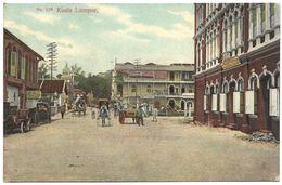 Malaysia (Malacca) – No. 179 – Kuala Lumpur – Year Circa 1920 - Malaysia