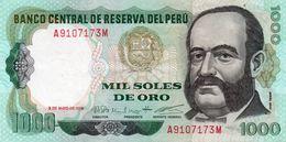 PERU 1000 SOLES DE ORO 1979 P-118a2   AUNC - Peru