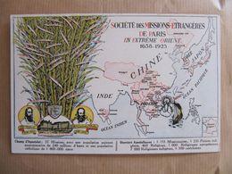CPA - SOCIETE DES MISSIONS ETRANGERES DE PARIS EN EXTREME ORIENT - 1658 - 1925 - Chine