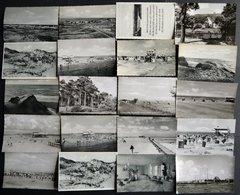 DEUTSCHLAND ETC. ST. PETER-ORDING, 33 Ungebrauchte Schwarz/weiß Postkarten Aus Den 50iger Jahren - Allemagne