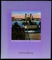SACHBÜCHER Die Geschichte Des Kieler Hafens - 50 Jahre Hafen- Und Verkehrsbestriebe, Von Klaus Ziemann, 235 Seiten, Mit  - Livres, BD, Revues