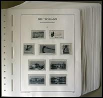 VORDRUCKE Bundesrepublik 2001-04, Neuwertiger Leuchtturm Falzlostext - Stamps