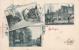 Briefkaart Harlingen 3 Luik - Harlingen