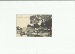 CANAL DE BOURGOGNE LE SCAPHANDRIER - France