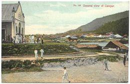 Malaysia (Malacca) – No. 168 – General View Of Campar (Kampar) – Penang – Year Circa 1920 - Malaysia