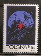 POLOGNE    N°   2057    OBLITERE - 1944-.... Republik