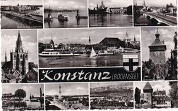 ALLEMAGNE 1962    CARTE POSTALE DE KONSTANZ - Konstanz